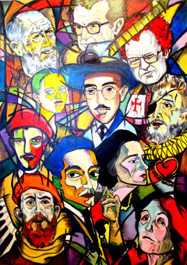 """Exposição """"25 Anos"""" de Nuno Ezequiel"""