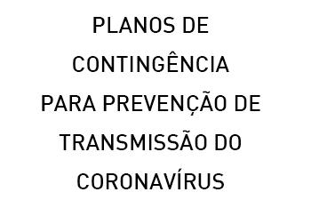 COVID-19: Planos de Contingência