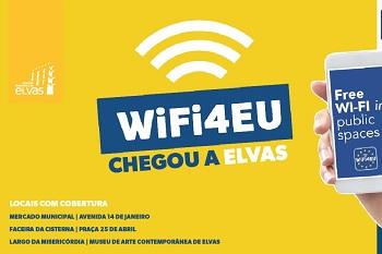 Wifi gratuita com maior abrangência no Centro Histórico
