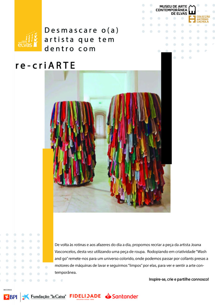 Re-criArte no Museu de Arte Contemporânea de Elvas