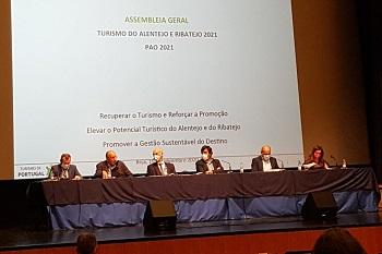 Elvas representada em assembleia do turismo do Alentejo