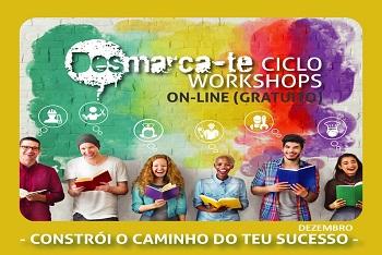 Ciclo de workshops on-line gratuitos