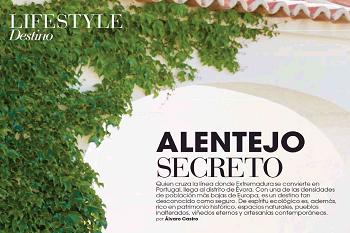 Revista Marie Claire sugere visita a Elvas