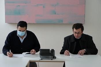 Autarquia e paróquia de Santa Luzia assinaram protocolo