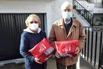 Câmara de Elvas distribui 1600 kits a idosos no concelho