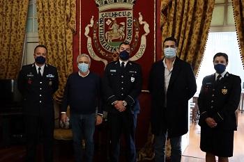 Elvas recebeu novo comandante distrital da PSP de Portalegre
