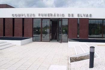 Complexo funerário de Elvas encerra durante a noite
