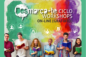 """Workshops """"Desmarca-te"""" com novos temas em março"""
