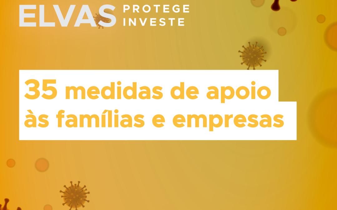 Um milhão e meio de euros para apoiar famílias e empresas