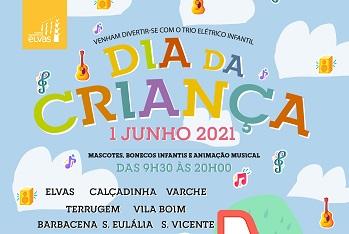 Município de Elvas comemora Dia Mundial da Criança