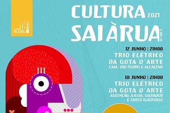 """""""Cultura sai à rua"""" em Elvas, com iniciativas no mês de junho"""
