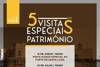 Visita especial ao Forte de Santa Luzia