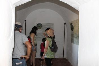 Fortim de São Mamede aberto ao público
