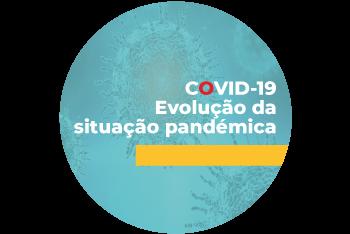 COVID-19: Evolução da situação pandémica