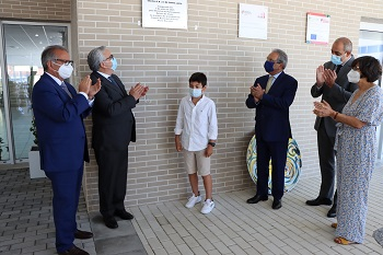 Nova Escola 2,3 de Santa Luzia inaugurada