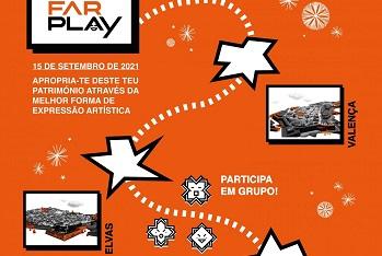 Concurso FAR Play com candidaturas abertas