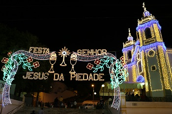 Informação sobre a celebração da Festa do São Mateus de 2021